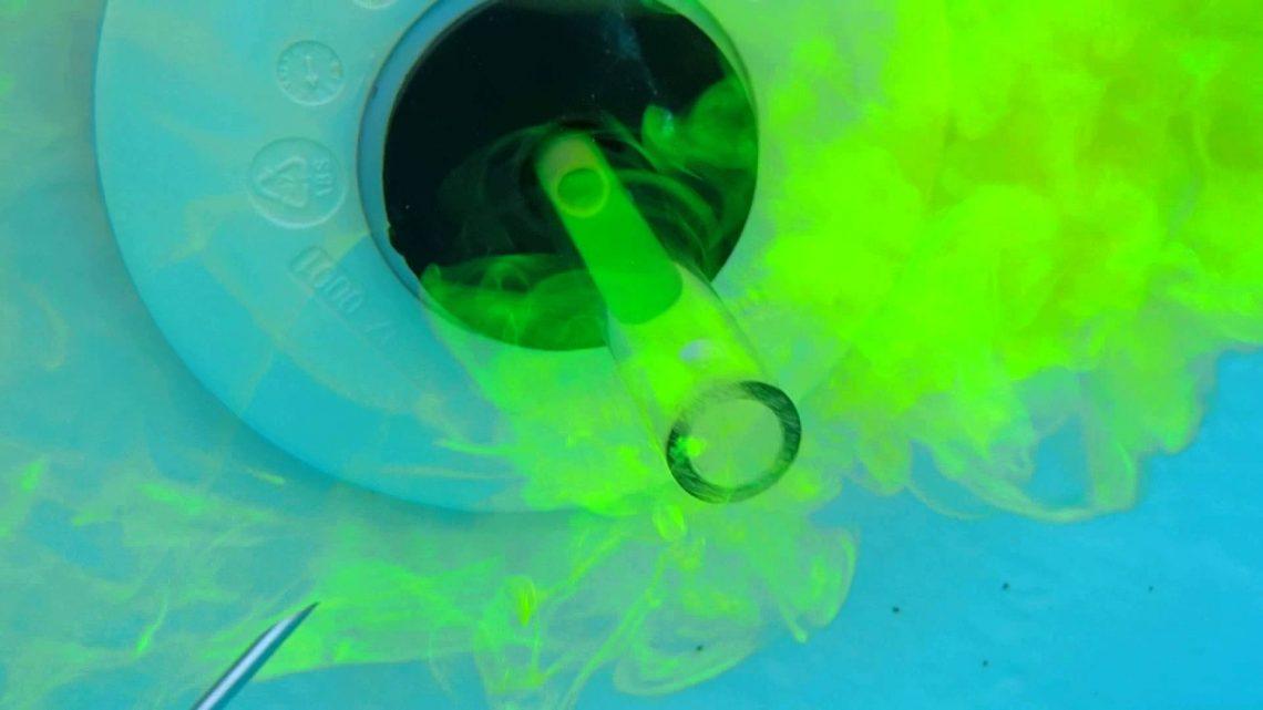 Colorant pour recherche fuite d'eau