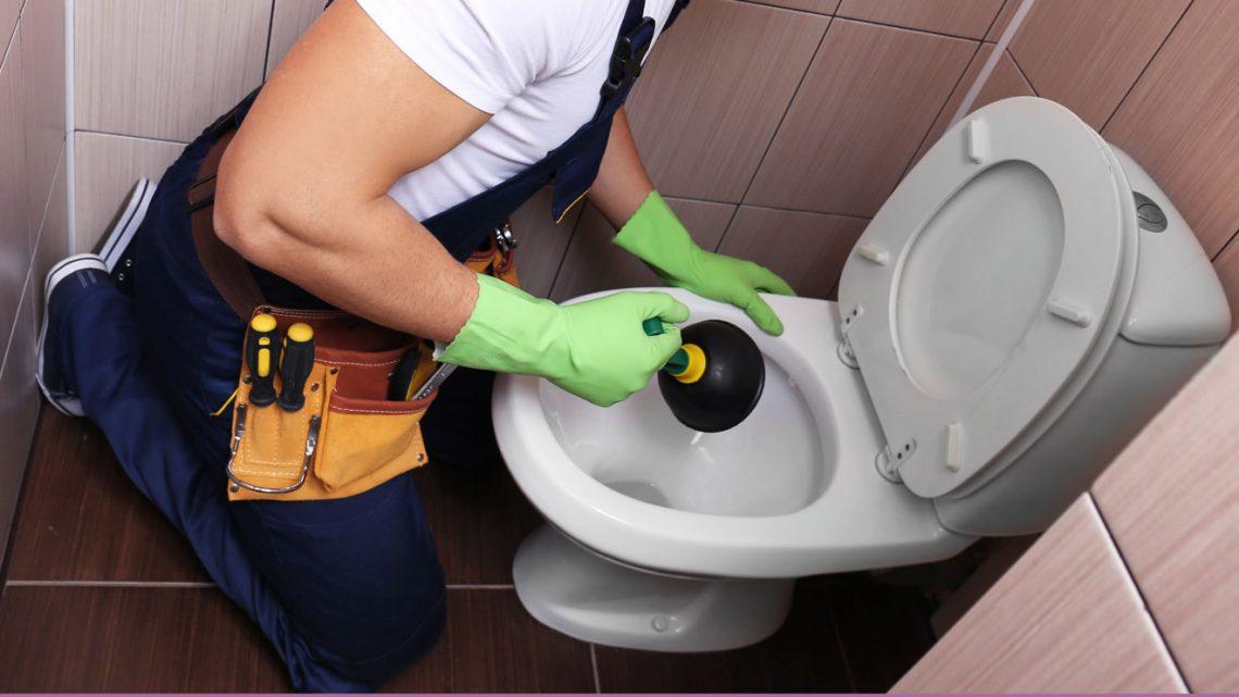 Comment déboucher un toilette avec fosse septique ?