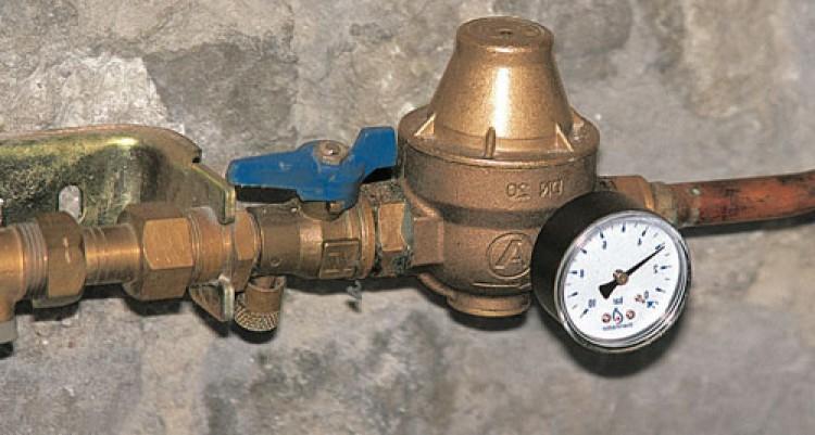 Comment régler un réducteur de pression ?
